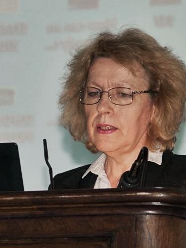 Elisaveta Valchinova-Chendova. Prof. DSc.